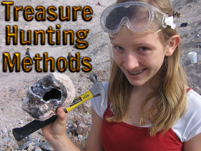 Treasure Hunting Methods