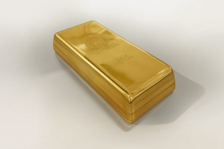 Fake Gold Bar