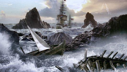 Atocha Ship Sinking