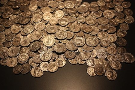 Roman Old Coins