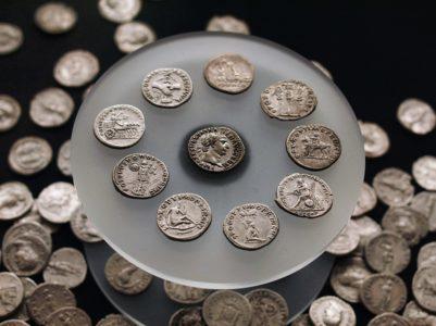 Silver Plata Coins