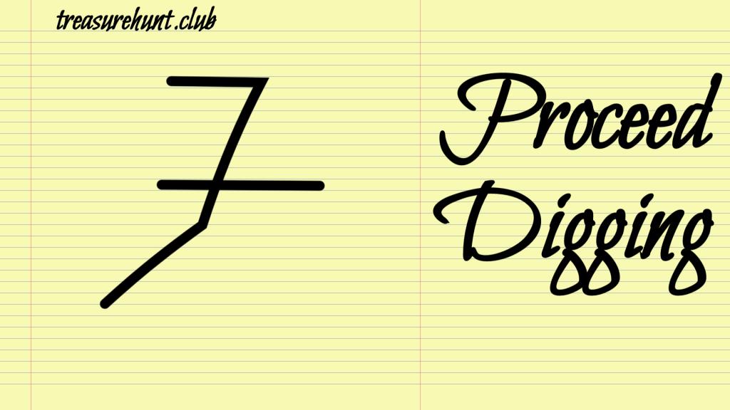Proceed Digging